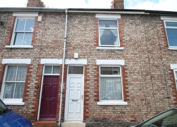 Thumbnail 2 bedroom terraced house for sale in Finsbury Street, York