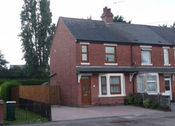 Thumbnail 2 bedroom end terrace house to rent in 2 Bedroom Unfurnished House, Rotherham Road, Coventry