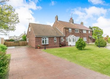 4 bed semi-detached house for sale in Michael Stowe Close, Ramsey, Harwich CO12