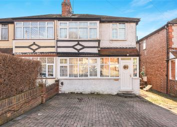 Thumbnail 3 bed semi-detached house for sale in Wood End Gardens, Northolt, Middlesex