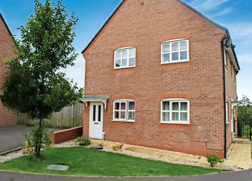 Thumbnail 2 bedroom flat for sale in Carsington Drive, Tunstall