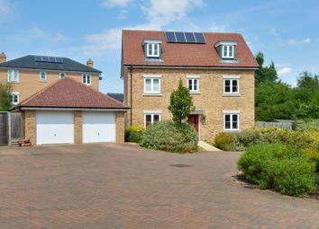Thumbnail 5 bed detached house for sale in Mountford Close, Little Canfield, Dunmow