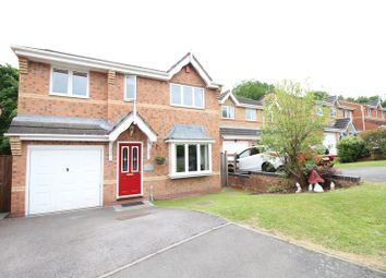 Thumbnail 4 bedroom detached house for sale in Mossfield Drive, Biddulph, Stoke-On-Trent