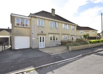Thumbnail 4 bedroom semi-detached house for sale in Clare Gardens, Bath, Somerset