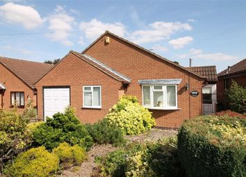 Thumbnail 3 bedroom detached bungalow for sale in Orchard Rise, Lambley, Nottingham