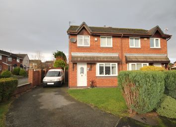 Thumbnail 3 bed semi-detached house for sale in Chalgrave Close, Widnes