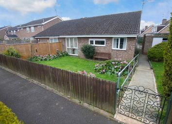 Thumbnail 3 bed semi-detached bungalow for sale in Bergen Walk, Corby