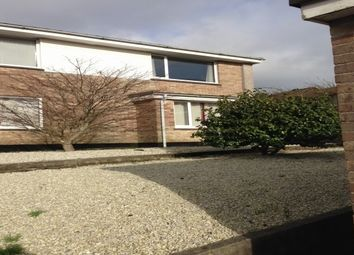 Thumbnail 2 bed flat to rent in Pennor Drive, St. Austell