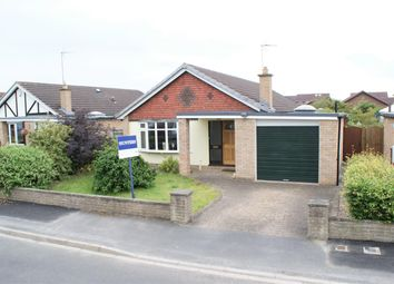Thumbnail 3 bed detached bungalow for sale in Simons Close, Strensall, York