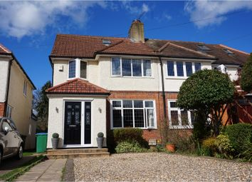 Thumbnail 4 bed semi-detached house for sale in Minerva Drive, Watford