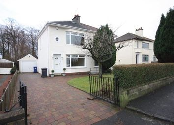 Thumbnail 2 bed semi-detached house to rent in Douglas Avenue, Elderslie, Johnstone