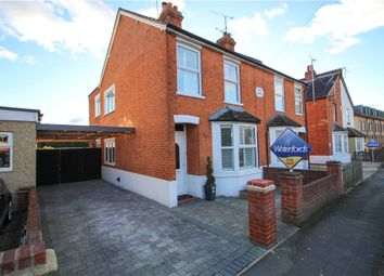 Thumbnail 3 bed semi-detached house for sale in Watchetts Road, Camberley, Surrey
