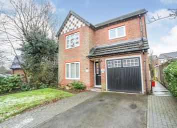 Thumbnail 3 bed detached house for sale in Coronet Avenue, Davenham, Northwich