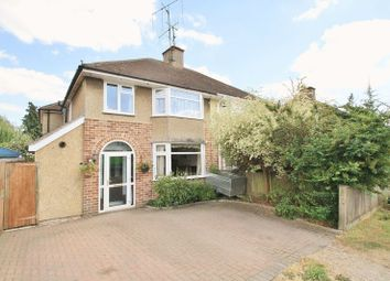 4 bed semi-detached house for sale in St. Nicholas Road, Wallingford OX10