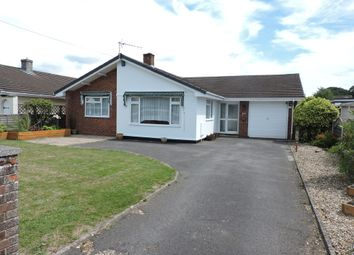 Thumbnail 3 bed detached bungalow for sale in Ameysford Road, Ferndown
