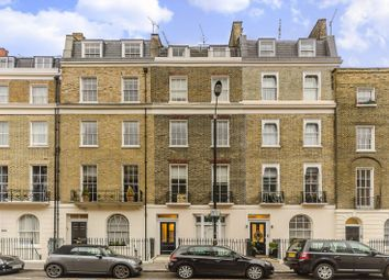Thumbnail 1 bed flat for sale in Ebury Street, Belgravia