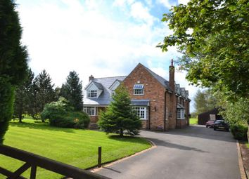 Thumbnail 5 bed detached house for sale in Woodhouse End Road, Gawsworth, Macclesfield