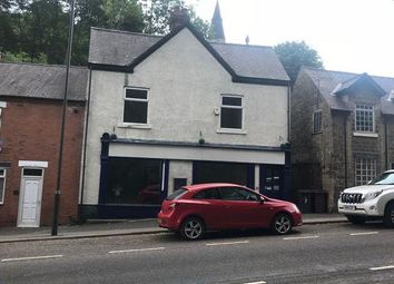 Thumbnail Retail premises for sale in 9 Station Road, Bolsover, Chesterfield, Derbyshire