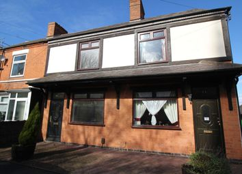 Thumbnail 2 bed property for sale in Church Street, Earl Shilton, Leicester