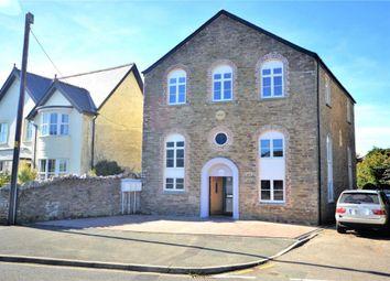 Thumbnail 2 bed flat for sale in Chapel Court, 38 Liskeard Road, Callington, Cornwall