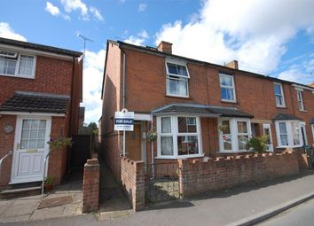 Thumbnail 3 bed end terrace house for sale in Willow Road, Aylesbury, Buckinghamshire