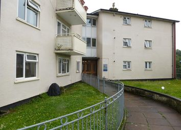 Thumbnail 2 bedroom flat for sale in Alma Road, Pennycomequick, Plymouth