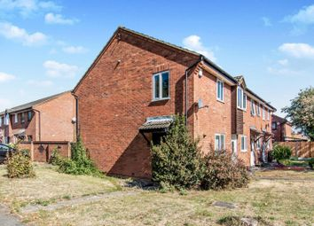 Thumbnail 2 bed end terrace house to rent in Normandy Close, Kempston