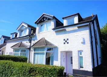 Thumbnail 3 bed semi-detached house for sale in Hillhouse Street, Glasgow