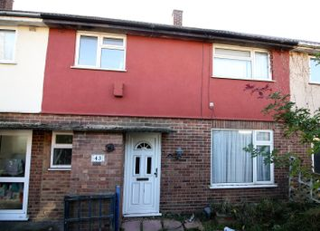 Thumbnail 3 bed terraced house for sale in Laburnum Road, Strood