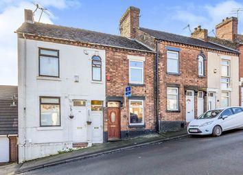 Thumbnail 3 bed terraced house for sale in Rose Street, Hanley, Stoke-On-Trent