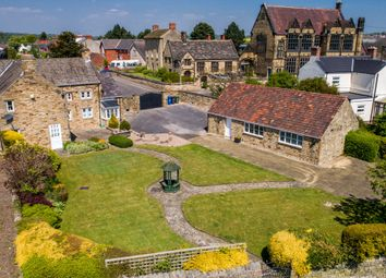 Thumbnail 3 bed cottage for sale in Netherthorpe, Staveley, Chesterfield