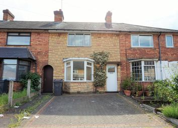 Thumbnail 3 bedroom terraced house for sale in Chingford Road, Birmingham