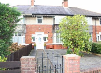 Thumbnail 3 bed terraced house for sale in De La Beche Road, Sketty, Swansea