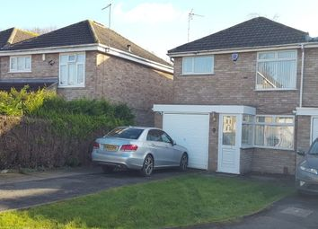 Thumbnail 3 bed property to rent in Killingworth Avenue, Sinfin, Derbys.