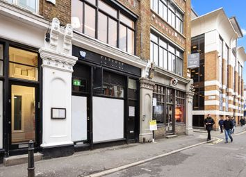 Thumbnail Restaurant/cafe to let in Leonard Street, Shoreditch