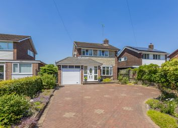 Thumbnail 3 bed detached house for sale in Leek Road, Endon