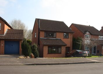 Thumbnail 4 bed detached house for sale in Badgers Way, Sturminster Newton