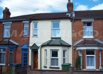Thumbnail 2 bed terraced house to rent in Norham Avenue, Shirley, Southampton