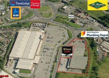 Thumbnail Light industrial to let in Unit 4 Stairfoot Business Park, Barnsley