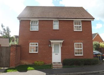 Thumbnail 3 bed detached house for sale in Ethelreda Drive, Thetford