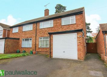 Thumbnail 3 bed semi-detached house for sale in Lordship Road, Cheshunt, Waltham Cross
