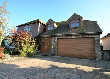Thumbnail 4 bed detached house for sale in Chestnut Walk, Bexhill-On-Sea