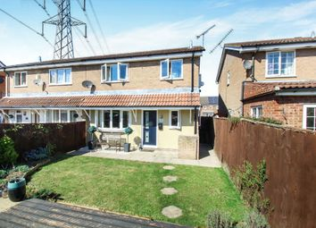 Thumbnail 2 bed property for sale in Lavender Close, Willows, Aylesbury