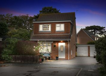 Thumbnail 3 bed detached house for sale in Markham Close, Bournemouth