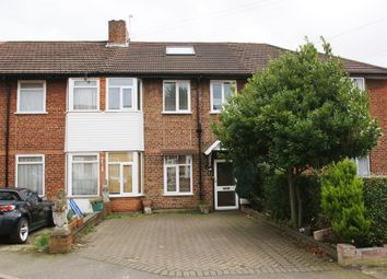 Thumbnail 4 bed terraced house for sale in Braid Avenue, London