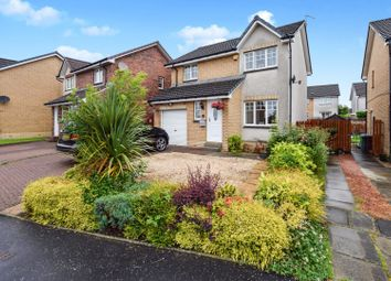 Thumbnail 3 bed detached house for sale in Drummore Avenue, Coatbridge