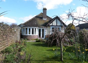 Thumbnail 3 bed bungalow for sale in Peachey Road, Selsey, Chichester