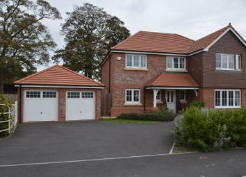 Thumbnail 4 bed detached house for sale in Hero's Place, Northop Hall, Mold