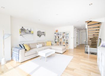 Thumbnail Town house to rent in Tasso Road, London
