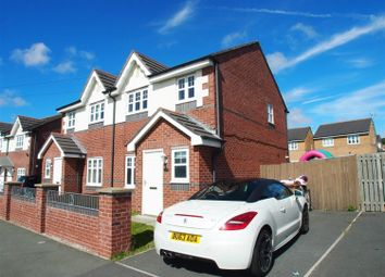 Thumbnail 3 bed semi-detached house to rent in Beechwood Drive, Prenton